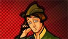 Seducción y besos por teléfono