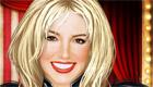El maquillaje de Britney Spears