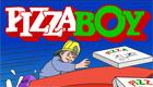 Entrega de pizzas en barco