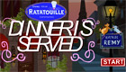 El restaurante de Disney Ratatouille