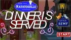 El restaurante de Disney Ratatouille