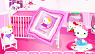 Juego de chica Hello Kitty