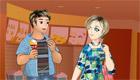 Juegos de vestir a parejas