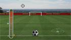 Juego de fútbol de chica