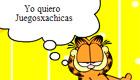 El cómic de Garfield