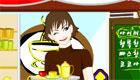 La cafetería para chicas