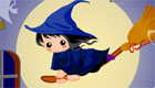 Especial Halloween - Tabata, una bruja buena