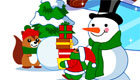 Juego de navidad- La ciudad de las ardillas