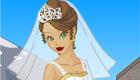 Juego de vestir de boda