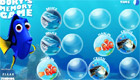 Juego de memoria de Nemo de Disney