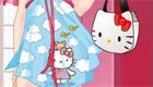 Vestir de Hello Kitty