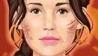 Katniss de Los Juegos del Hambre