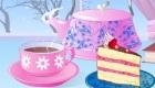 Juego de hacer té