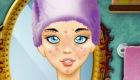 Juego de maquillaje de invierno