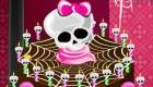 Juego de pasteles de Monster High