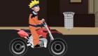 Juego de motos de Naruto
