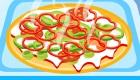 Juego de pizzería