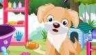 Juego de perros para niñas