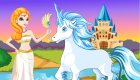 Juego de vestir Unicornio