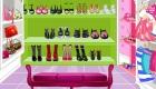 Juego de decorar tu armario de zapatos