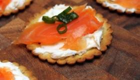 Receta fácil de salmón ahumado
