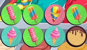 Memoriza los helados