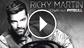 Ricky Martin feat. Pitbull - Mr Put It Down