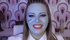 Muñecas Monster High - ¡Maquillaje para chicas! (vídeo)