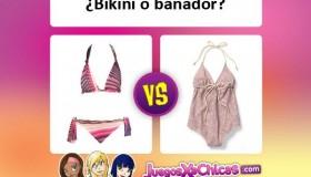 Moda de playa: ¿bikini o bañador?
