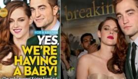 ¡Robert y Kristen quieren tener un hijo!