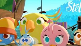 Angry Birds Stella: la serie animada