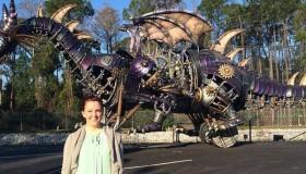 Inspiratriz: Detrás de la magia de Disneyland