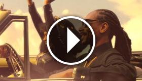 Snoop Dogg ft Pharrell Williams y Stevie Wonder - California Roll