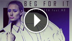 Iggy Azalea feat. MØ - Beg For It