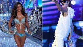 Justin Bieber y Rihanna ponen música al desfile de Victoria's Secret