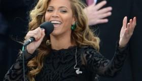 Beyoncé hace playback para Obama