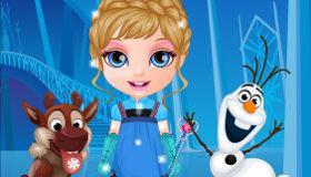 Juego De Anna Y Elsa De Pequeñas Gratis Juegos Xa Chicas