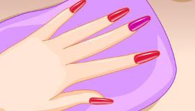 Adornar uñas