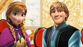 Anna y Kristoff cita perfecta