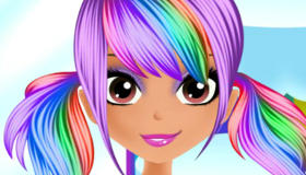 El estilo arcoiris de Elisa