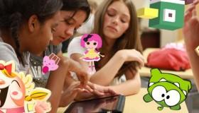 Las mejores aplicaciones para niñas en 2015: apps de Android y iPhone