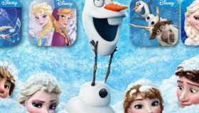 Aplicaciones de Frozen para niñas