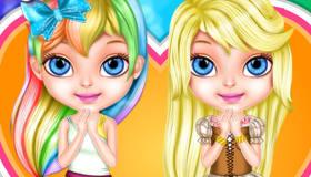 Baby Barbie Equestria Costumes