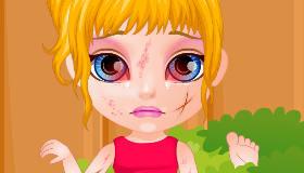 Barbie es bebé