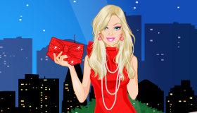 Juego de vestir a Barbie de actriz