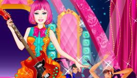 Barbie estrella del pop