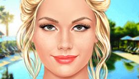 Juego de maquillar de Barbie Dreamhouse