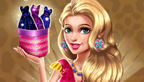 Pasarela de moda de Barbie Dreamhouse