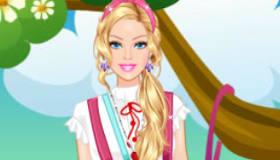 Estilo infantil con Barbie