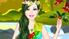 Barbie Princesa de la Tierra